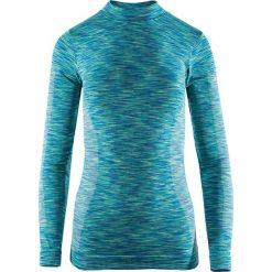 Outhorn Koszulka damska niebieska r. L/XL (HOZ17-BIDB600G). Szare topy sportowe damskie marki Outhorn, melanż, z bawełny. Za 68,55 zł.