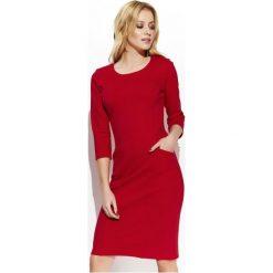 Makadamia Sukienka Damska 40 Czerwona. Czarne sukienki marki Fille Du Couturier. Za 235,00 zł.