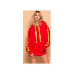 Bluzy rozpinane damskie: Red Tape Hoodie Bluza