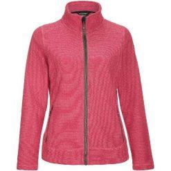Bluzy damskie: KILLTEC Bluza damska Migda czerwona r. 38 (32263)