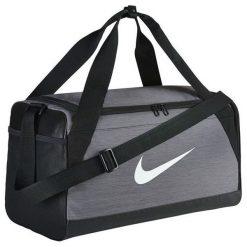 Torby podróżne: Nike Torba sportowa BA5335 064 Brasilia S Duff szara