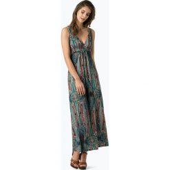 Kavi - Sukienka damska, niebieski. Niebieskie sukienki hiszpanki Kavi, z nadrukiem. Za 299,95 zł.