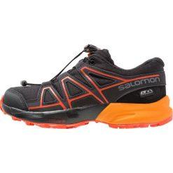 Buty sportowe męskie: Salomon SPEEDCROSS CSWP Obuwie do biegania Szlak black/tangelo/cherry tomato