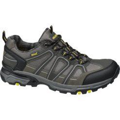 Trekkingowe buty męskie Highland Creek beżowe. Brązowe buty trekkingowe męskie Highland Creek, z materiału. Za 119,90 zł.