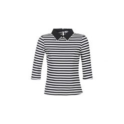 T-shirty z krótkim rękawem Morgan  -. Czarne t-shirty damskie Morgan, s. Za 156,00 zł.