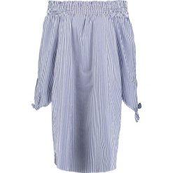 Odzież damska: van Laack KUMA Sukienka letnia marine/weiss