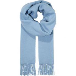 Becksöndergaard CRYSTAL EDITION Szal dusty blue. Niebieskie szaliki damskie marki Becksöndergaard, z materiału. Za 359,00 zł.