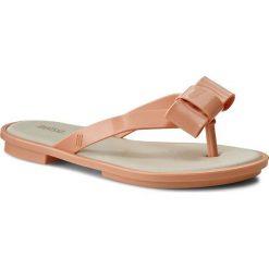 Chodaki damskie: Japonki MELISSA - Gueixa Flat Ad 31858 Pink/Beige 51430
