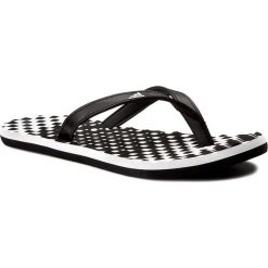 Japonki adidas - Eezay Dots W B23738 Ftwwht/Cblack/Cblack. Czarne crocsy damskie marki Adidas, z kauczuku. Za 89,00 zł.