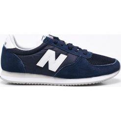 New Balance - Buty. Szare buty sportowe damskie New Balance, z gumy. W wyprzedaży za 179,90 zł.