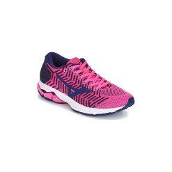 Buty do biegania Mizuno  WAVEKNIT R2. Czerwone buty do biegania damskie marki Mizuno. Za 699,00 zł.