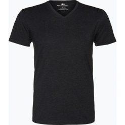 Nils Sundström - T-shirt męski, szary. Szare t-shirty męskie Nils Sundström, l, z klasycznym kołnierzykiem. Za 49,95 zł.