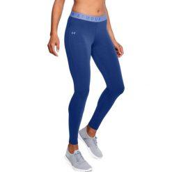 Spodnie sportowe damskie: Under Armour Spodnie damskie Favorites Legging niebieskie r. S (1311710-576)