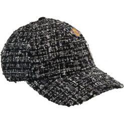 KARL LAGERFELD SPACE TWEED PINS Czapka z daszkiem multi. Czarne czapki z daszkiem damskie KARL LAGERFELD, z materiału. Za 399,00 zł.