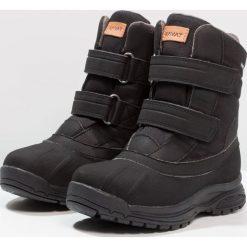 Kavat SVARTVIK WP Śniegowce black. Czarne buty zimowe damskie Kavat, z materiału. W wyprzedaży za 359,20 zł.
