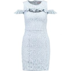 Sukienki hiszpanki: Miss Selfridge Petite Sukienka etui light blue