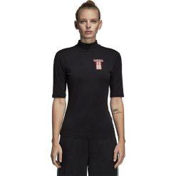 Koszulka adidas Adibreak (DH4601). Czarne bluzki damskie Adidas, z materiału. Za 89,99 zł.