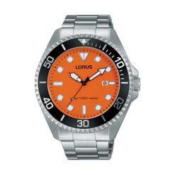 """Zegarki męskie: Zegarek """"RH945GX9"""" w kolorze pomarańczowo-srebrnym"""
