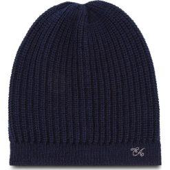 Czapka EMPORIO ARMANI - 394555 8A511 06935 S Navy Blue. Niebieskie czapki zimowe damskie Emporio Armani, z kaszmiru. Za 269,00 zł.