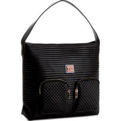 Torebka NOBO - NBAG-C3000-C020 Czarny. Czarne torebki klasyczne damskie marki Nobo, ze skóry ekologicznej, duże. W wyprzedaży za 159,00 zł.