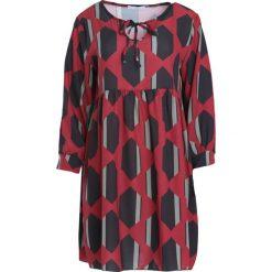 Bordowa Sukienka Talking To You. Czerwone sukienki marki Born2be, uniwersalny, midi. Za 74,99 zł.
