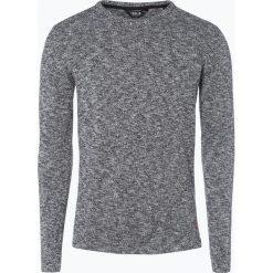 Solid - Sweter męski – Langston, czarny. Czarne swetry klasyczne męskie Solid, l, z bawełny. Za 129,95 zł.