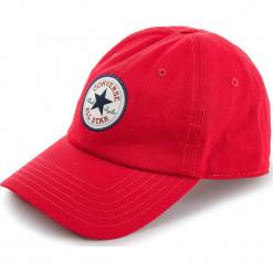 Czapka CONVERSE - CON301_1 Red. Czerwone czapki zimowe damskie marki Converse, z bawełny. Za 89,00 zł.