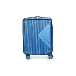 Walizki twarde American Tourister  MODERN DREAM 55CM 4R. Niebieskie walizki marki American Tourister. Za 569,00 zł.