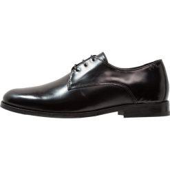 Buty wizytowe męskie: Royal RepubliQ ALIAS CLASSIC DERBY SHOE Eleganckie buty black