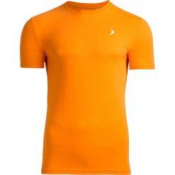 T-shirt męski TSM601 - pomarańcz - Outhorn. Brązowe t-shirty męskie Outhorn, na lato, m, z bawełny. W wyprzedaży za 29,99 zł.