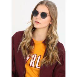 Okulary przeciwsłoneczne męskie: RayBan ROUND METAL Okulary przeciwsłoneczne blue gradient brown