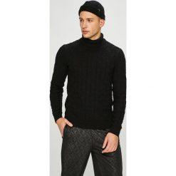 Casual Friday - Sweter. Czarne golfy męskie Casual Friday, m, z bawełny. Za 219,90 zł.