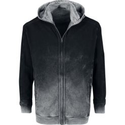 Outer Vision Retro Stone Grey Bluza z kapturem rozpinana szary. Szare bejsbolówki męskie Outer Vision, l, z kapturem. Za 184,90 zł.