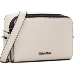Listonoszki damskie: Torebka CALVIN KLEIN BLACK LABEL - Contemporary Small C K60K603783 099