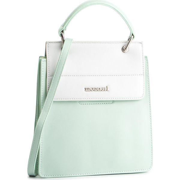 866f0c0dd444b Torebka MONNARI - BAG2220-008 Mint - Zielone torebki klasyczne ...