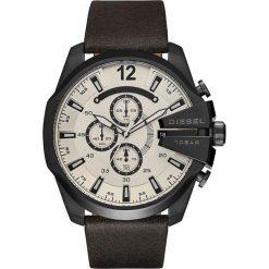Zegarek DIESEL - Mega Chief DZ4422  Dark Brown/Black. Brązowe zegarki męskie Diesel. Za 1059,00 zł.