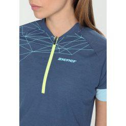 T-shirty damskie: Ziener CLODETTE LADY TRICOT Tshirt z nadrukiem dream blue