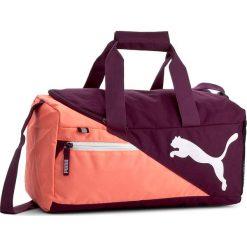 Torba PUMA - Fundamentals Sports Bag Xs 073501 14 Dark Purple. Fioletowe plecaki męskie Puma. Za 99,00 zł.