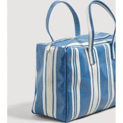 Shopper bag damskie: Mango – Torebka Plastic