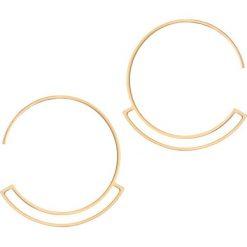 Wyjątkowe Złote Kolczyki - złoto żółte 375. Żółte kolczyki damskie W.KRUK, złote. Za 259,00 zł.