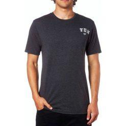 FOX T-Shirt Męski Exiler Ss Tech S Czarny. Szare t-shirty męskie marki FOX, z bawełny. W wyprzedaży za 89,00 zł.