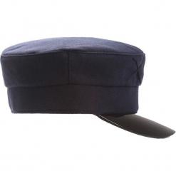 Granatowa Czapka Uptown. Niebieskie czapki zimowe damskie other. Za 49,99 zł.