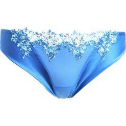 Majtki damskie: La Perla BLOOMING MACRAME DONNA Figi fantasy lake blue