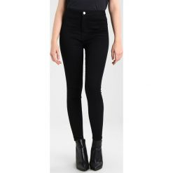 Even&Odd Jeans Skinny Fit black denim. Czarne rurki damskie Even&Odd. Za 129,00 zł.