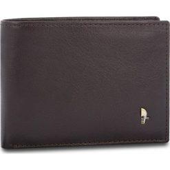 Duży Portfel Męski PUCCINI - MU20438  Brown 2. Brązowe portfele męskie marki Puccini, ze skóry. W wyprzedaży za 129,00 zł.