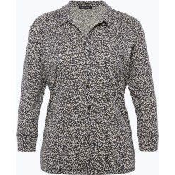 Marc O'Polo - Koszulka damska, niebieski. Szare t-shirty damskie marki U.S. Polo, l, z aplikacjami, z dzianiny, z okrągłym kołnierzem. Za 149,95 zł.