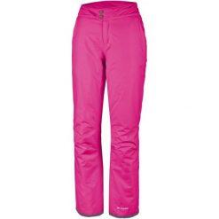 Columbia Spodnie Narciarskie On The Slope Pant Punch Pink Xl. Różowe bryczesy damskie Columbia, s, narciarskie. Za 299,00 zł.