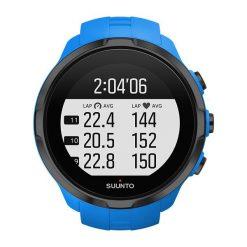 Zegarek unisex Suunto Spartan Sport Wrist Blue HR SS022663000. Niebieskie zegarki męskie Suunto. Za 2199,00 zł.