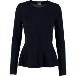 FTC Cashmere Sweter midnight. Niebieskie swetry klasyczne damskie FTC Cashmere, s, z kaszmiru. W wyprzedaży za 677,40 zł.