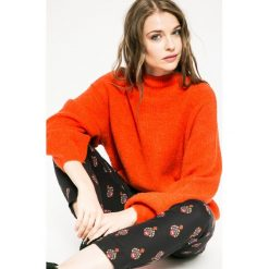 Medicine - Sweter Hogwarts. Pomarańczowe swetry klasyczne damskie MEDICINE, l, z dzianiny. W wyprzedaży za 79,90 zł.
